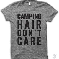 Camping Hair Don't Care
