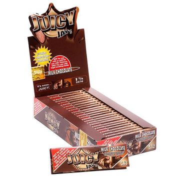 Juicy Jay's Chocolate Milk 1 1/4 Rolling Papers