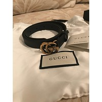 Gucci GG Marmont Belt Size 80 RRP $480