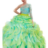Wealth Girls' Pageant Dresses