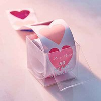 Meri Meri Heart Sticker Roll - Urban Outfitters