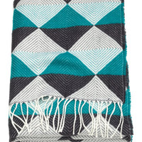 H&M Jacquard-knit Throw $34.99