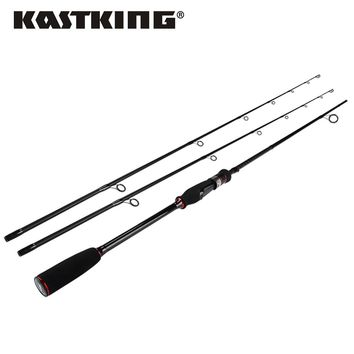 KastKing Geminus 1.83m, 1.98m, 2.13m Spinning Rod SuperHard Carbon Lure Rod with Ceramic Guide Rings ML,M,MH,UL,L Power