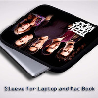 teen wolf Sleeve for Laptop, Macbook Pro, Macbook Air (Twin Sides)