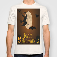 HAPPY HALLOWEEN T-shirt by Acus