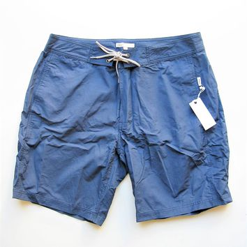 Swim Trunks Onia Alek Board Shorts in Ocean Blue 36 NWT
