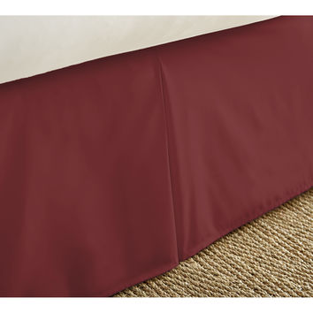 Michael Anthony Queen Microfiber Bed Skirt