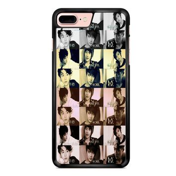 Exo Collage 3 iPhone 7 Plus Case