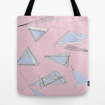 UNdone - pantone Tote Bag by Ducky B