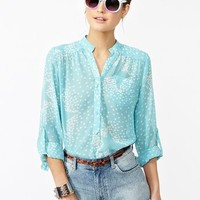 Starry Sky Blouse in Clothes Tops at Nasty Gal