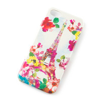 Paris in the Spring Cover for iPhone 5 and 5s