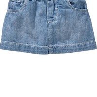 Old Navy Denim Skirts For Baby