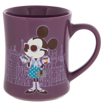 Disney Parks Mickey's Really Swell Coffee Minnie Ceramic Mug New