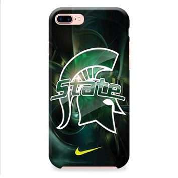 Michigan State nike iPhone 8 | iPhone 8 Plus Case