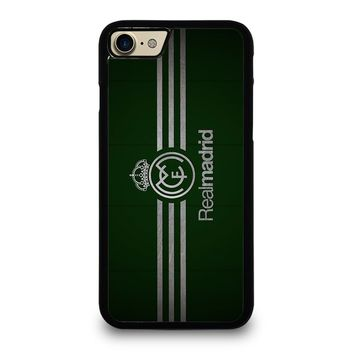 FC REAL MADRID GREEN iPhone 7 Case
