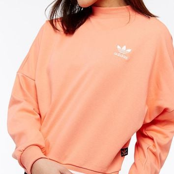 Adidas Originals X Pharrell Williams Hu Coral Sweatshirt