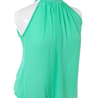 Plus Size Butterfly Back Sheer Mint Top, Plus Size Clothing, Club Wear, Dresses, Tops, Sexy Trendy Plus Size Women Clothes