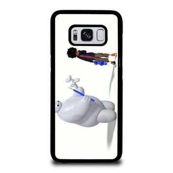 BIG HERO 6 '2 Disney Samsung Galaxy S3 S4 S5 S6 S7 Edge S8 Plus, Note 3 4 5 8 Case Cover