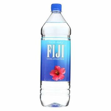 Fiji Natural Artesian Water Artesian Water - Case of 12 - 50.7 oz.