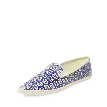 Bettye by Bettye Muller Women's Ivy Slip-On Sneaker - Blue -