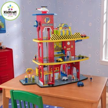 KidKraft Deluxe Garage Play Set