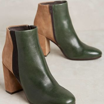 Kelly Colour Block Boots