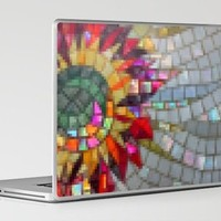 DiGiTal ~ by JUSTART available on Zazzle, http://www.zazzle.com/star_flower_zazzle_skin_photography_shiny_mosaic-134785983675471297?rf=23831