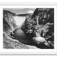 Ansel Adams, Boulder Dam, 1941 II, Photographs