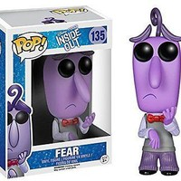 Funko Pop Disney: Inside Out - Fear Vinyl Figure