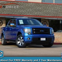 "Used 2013 Ford F-150 2WD SuperCrew 145"" FX2 for Sale in Garland TX 75043 Ride N Drive"