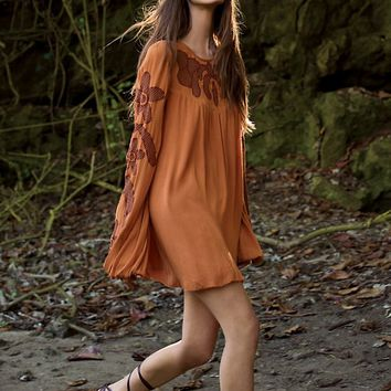 Free People Maybe Monday Dress