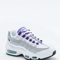 Nike Air Max 95 White Trainers - Urban Outfitters