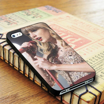 Taylor Swift Singer Red iPhone 4 | iPhone 4S Case