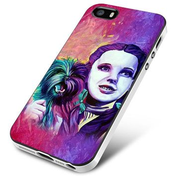DOROTHY WIZARD OF OZ iPhone 5 | 5S | 5SE Case Planetscase.com