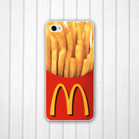 French Chips Fries iPhone 5 case, iPhone 4s case, iPhone 4 cover, iPod Touch 5 cover