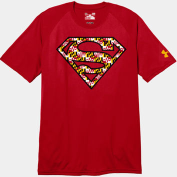 Men's Under Armour Alter Ego Maryland Superman T-Shirt