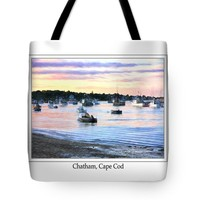 Lobster Boats At Twilight Cape Cod