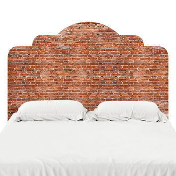 Industrial Interior Headboard Decal