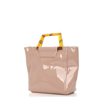 Vienna Tote Bag - rose