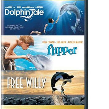 Various - Dolphin Tale/ Flipper/ Free Willy