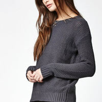 Billabong Love Me Knot Oversized Pullover Sweater at PacSun.com