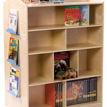 Double Side Bookcase