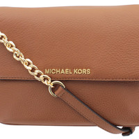 Michael Kors Bedford Women's Leather Crossbody Handbag
