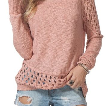Rip Curl Moonshine Cotton Pullover | Nordstrom