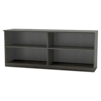 Safco® Mayline® Medina™ Series Low Wall Cabinet with Doors