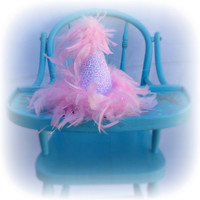Birthday Party Hat for Baby, Toddler, and Children. Feathers, first birthday