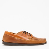 Quoddy Burnt Orange Oxford Black Camp