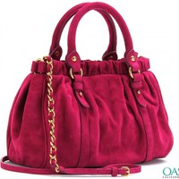 Fuchsia Pink Ladies Bag Wholesaler, Manufacturers & Suppliers 2016