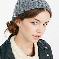 Coal Thrift Knit Beanie