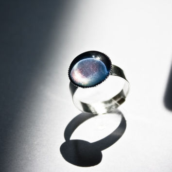 My unicorn tears ring (one of a kind)